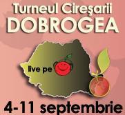 Turneul Ciresarii in Dobrogea