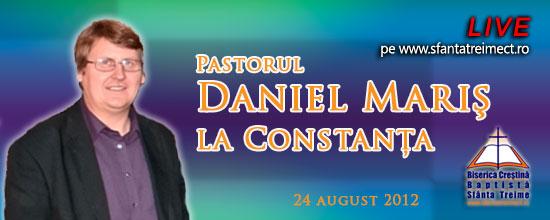 Daniel Maris la Constanta